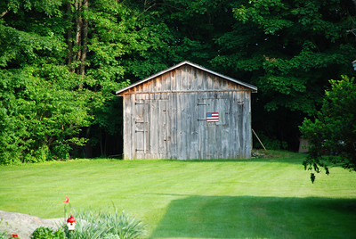 This is a real shed.  Looks pretty cool.