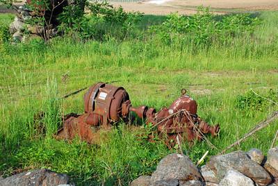 Ye olde water pump