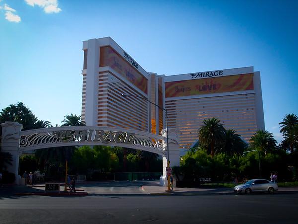 Las Vegas 9/10/2008 - 9/13/2008