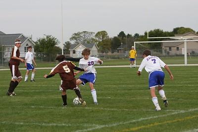 Liberty Benton Soccer 2008