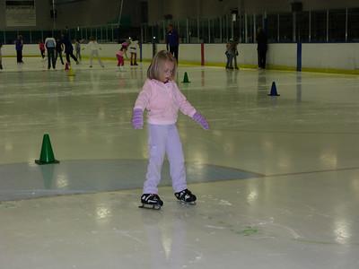 Lily Ice Skating