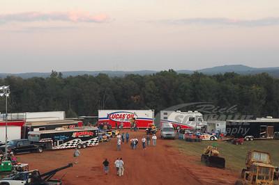 LOLMDS Truck & Trailer @ Rome Speedway