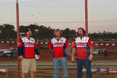 Lucas Oil Late Model Dirt Series Officials
