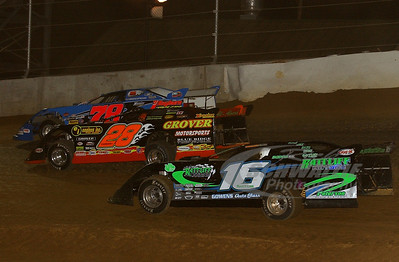 Justin Rattliff, Eddie Carrier, Jr., Mike Marlar