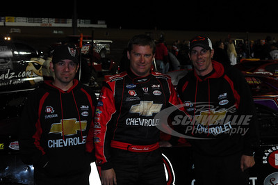 Shannon Babb and crew