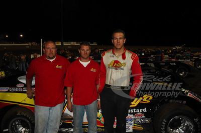 Jeremy Payne and crew