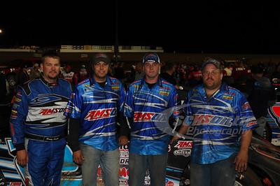 Brady Smith and crew