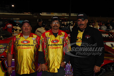 Billy Moyer and crew