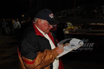 Greg Scheidecker from Lucas Oil