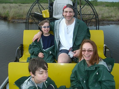 Everglades Airboat Trip