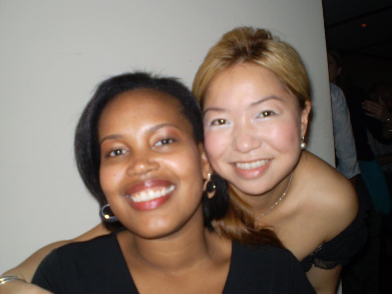 Sherry and Yi