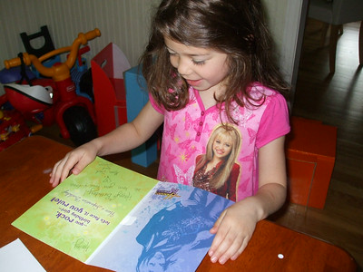 May 16 - Hailey's 6th Birthday