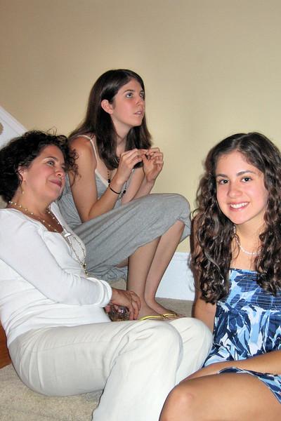 Mary Ann, Laura and Mellisa