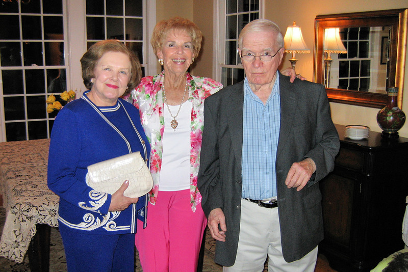 Nonna with Dr. & Mrs. Evangalist