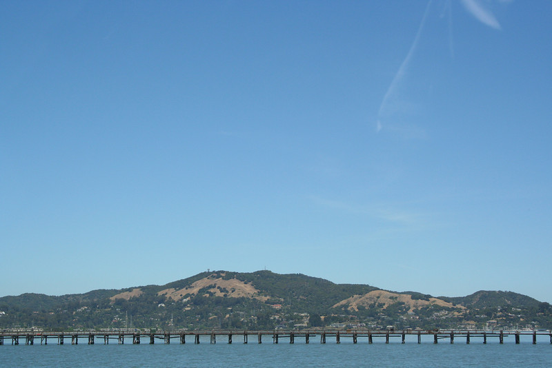 Driving to Sonoma...