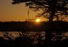 Sunset at Fisherman Reserve