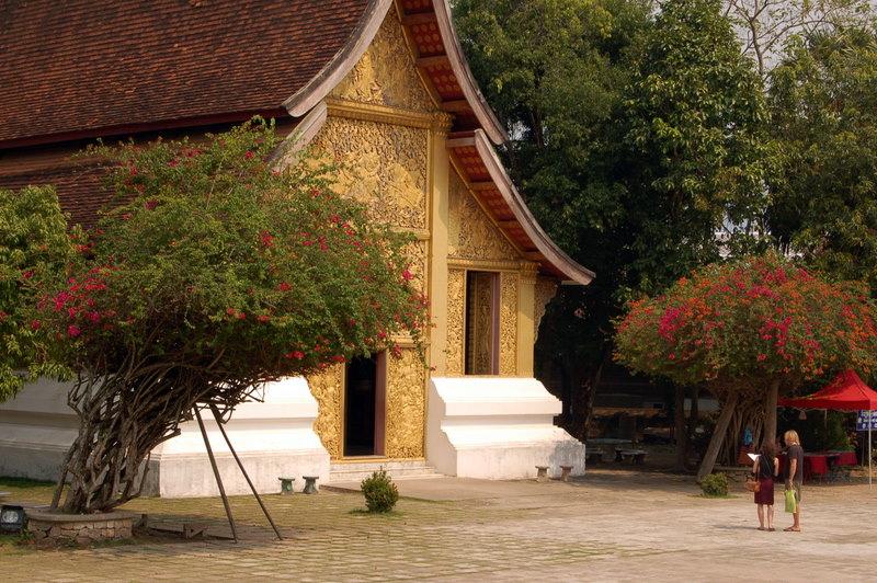 21 temple in luang prabang