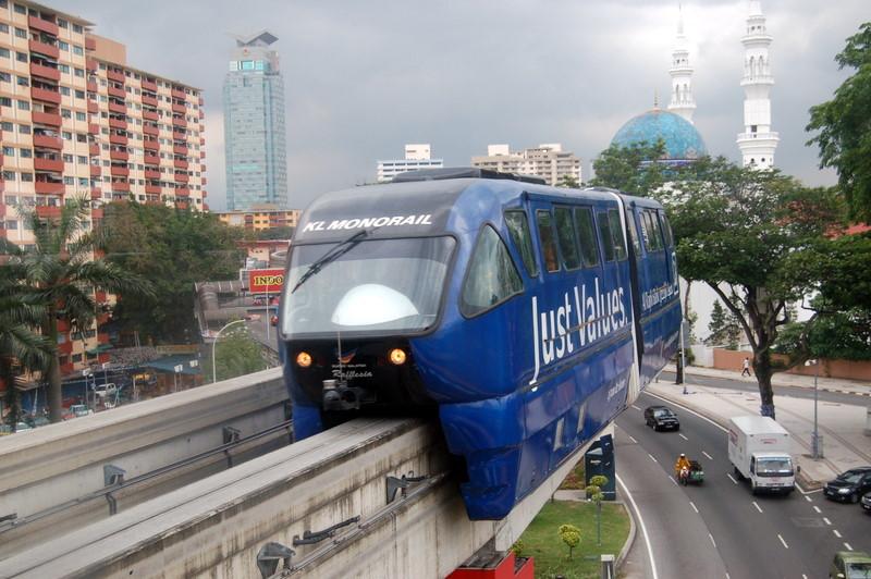 1 kl monorail