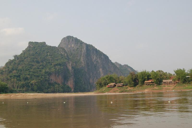 19 mountain near luang prabang