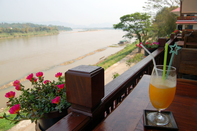 16 view of the mekong