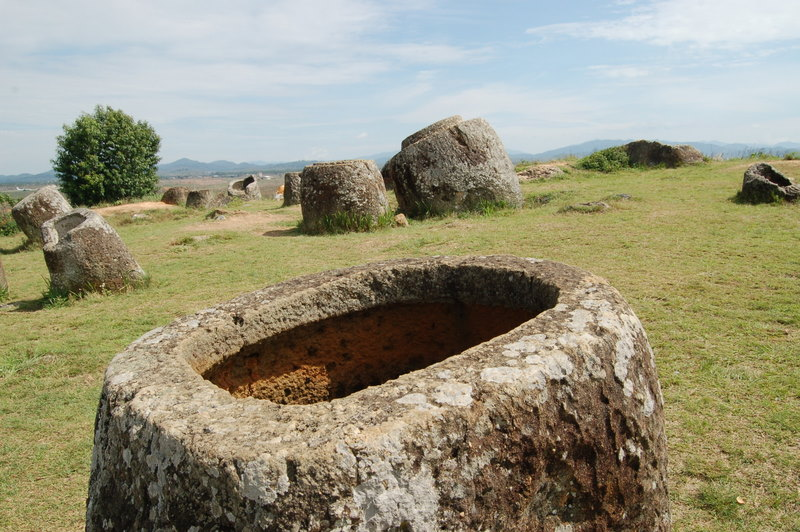 30 plain of jars
