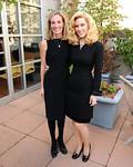 Hosts Stacie Kallenberg,  Michelle Marie Heinemann