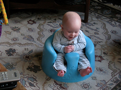 Sitting's pretty good too...