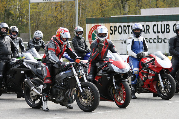 Mission Raceway -  April 25 - 27