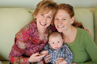 Noah, Wendy and Linda