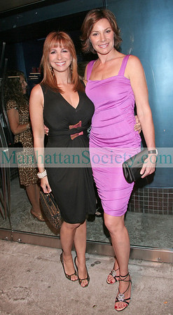 """NEW YORK - MARCH 3:  From 'The Real Housewives of New York City,' Jill Zarin and Countess LuAnn de Lesseps attends the Premiere Party For """"The Real Housewives of NYC"""" at Touch on March 3, 2008 in New York City. (Photo by Steve Mack/ManhattanSociety) *** Local Caption *** Jill Zarin; Countess LuAnn de Lesseps"""