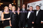 Michele Strassburger, Suzanne Strassburger, Barbara Strassburger, Andrea Strassburger, Bob Woodruff, Peter Strassburger, Dwight Hartley  attend NYC Marine Corps Council 2008 New York City Mess Night and Wounded Warrior Tribute at the New York Athletic Club, 180 Central Park South in New York City on Monday, June 30, 2008. PHOTO CREDIT: Copyright © 2008 Manhattan Society.com by Gregory Partanio