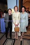 Linda Ferber, Nancy Newcomb, Natika von Althann