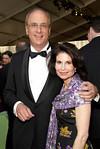 Larry and Lori Fink, NYU Langone Medical Center Trustees (photo credit: Lisa Berg)