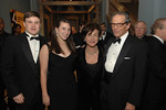 Barry, Shana, Ina and Robert Caro