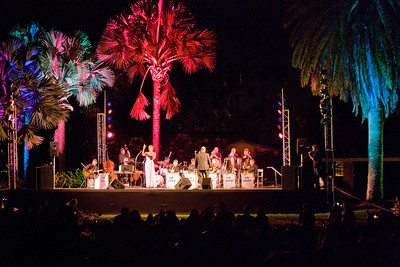 NICOLE HENRY and the FIU Big Band with Director Dr. Sam Lussier