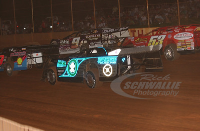 Scott Bloomquist, Ray Cook, Dan Schlieper