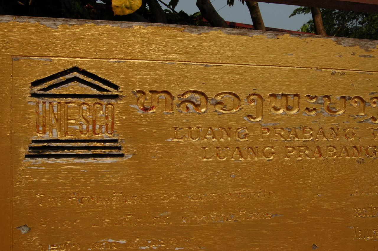 UNESCO designation
