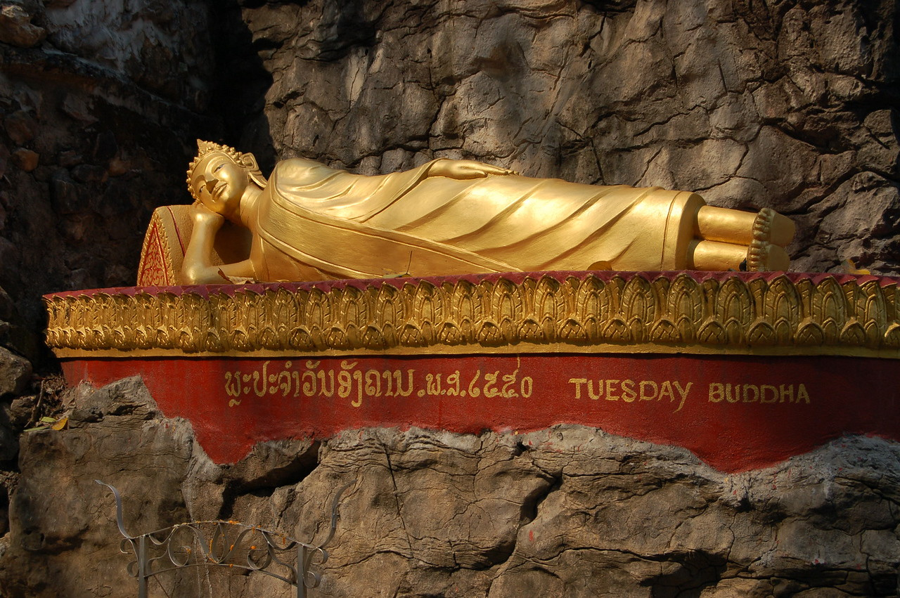 Tuesday Buddha