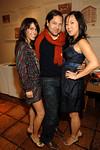 Danna Weiss, Alvin Valley & Celia Chen
