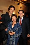 Graham Hill, Raquel Prolman & Gerald Prolman