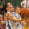 Sparkplug: West Vigo's Brooklyn Waters looks to score with a layup in second quarter action against Northview Thursday night in the Clabber Girl Classic.