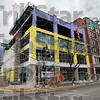Exterior: Photo of the new Terre Haute Children's Museum currently under construction.
