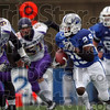 Tailback: Indiana State's #29, Darrius Gates carries the ball against UNI Saturday afternoon at Memorial Stadium.