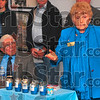 Remembering: Eva Kor talks of remembering the victims of the many atrocities against and slaughters of peoples in the years since the Holocaust.