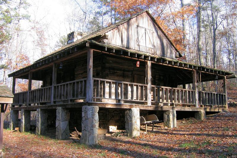 Frontier Village at Camp Grimes