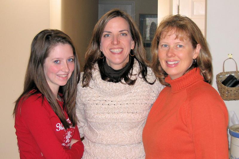 Leann, Elizabeth and Susie