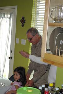 Camila and her grandpa