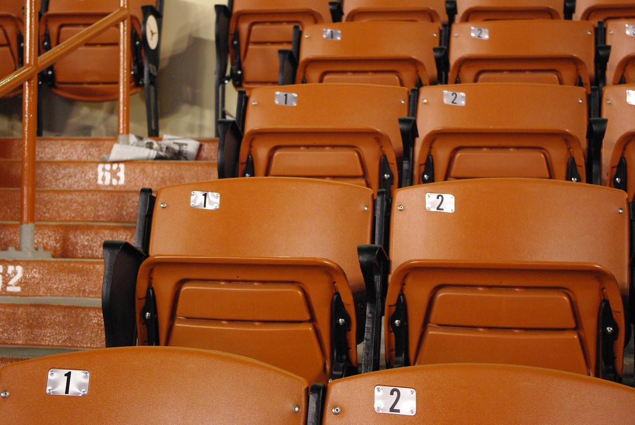 Our Season Ticket seats