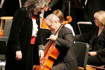 Orchestra Concert; November 17, 2008.