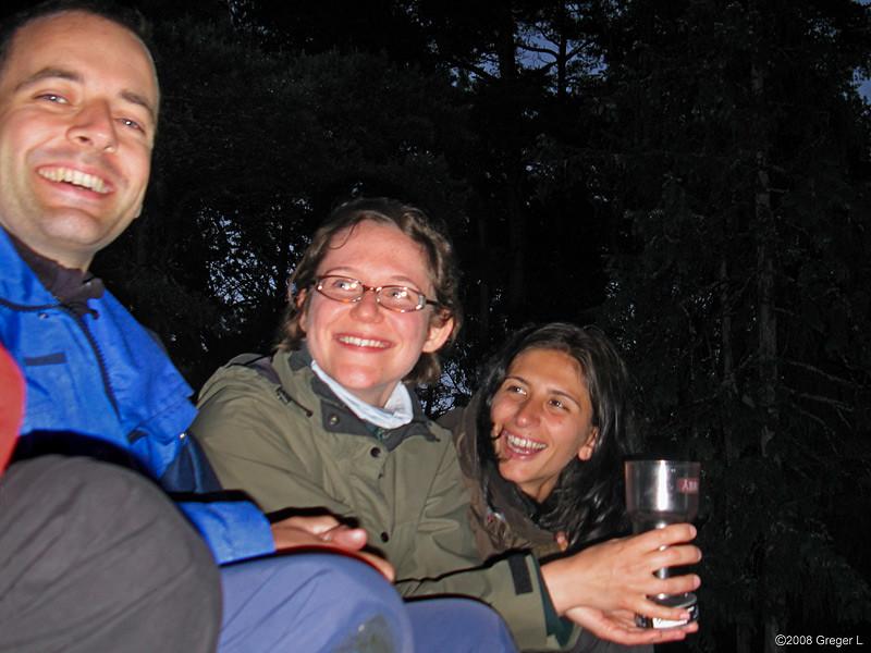 Konrad, Agata and Clara